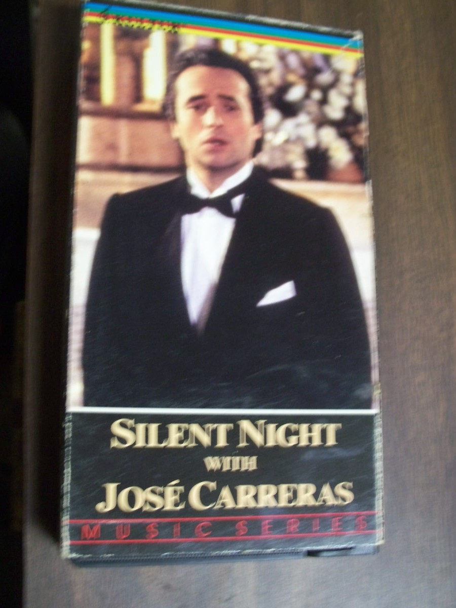 Silent Night With Jose Carreras