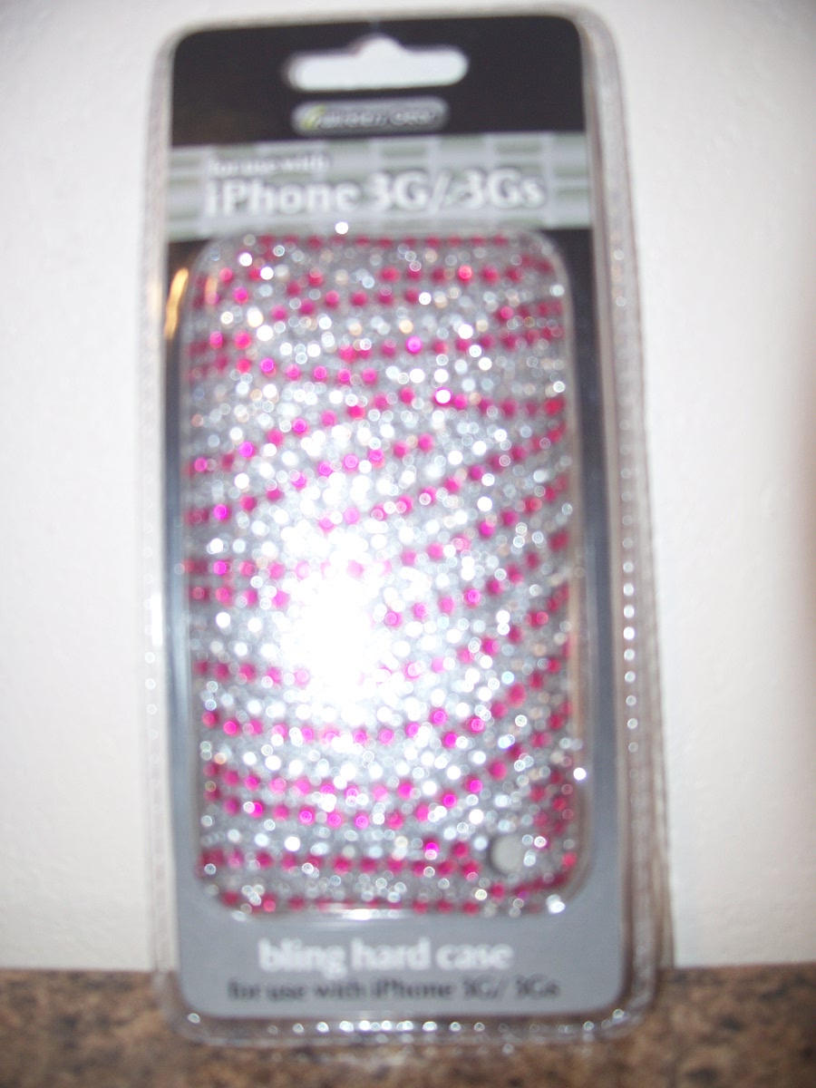 Wireless Gear Iphone 3G/3G (bling hard case )