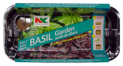 Plantation Products - Sweet Basil Seed Kit P734