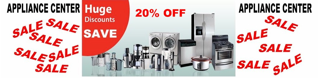 rsbslide4 - Huge Appliance Sale !
